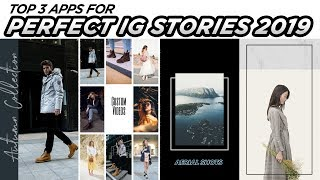 FRESH Apps With respect to PERFECT Instagram Stories 2019   QUICK Aesthetic Edits   DevanOnTech