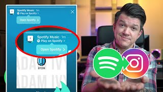 Ways to Link Spotify To Instagram Stories | Sell Songs with Instagram