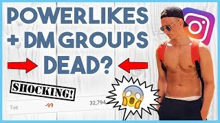 😑 ARE POWERLIKES AND DM GROUPS REALLY DEAD 😑
