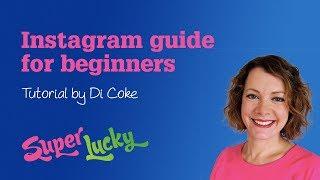 Instagram guide for novices 2018