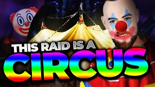 Technique Raids sama dengan CIRCUS | Raiding using Method #16
