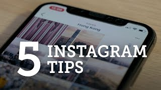 five INSTAGRAM POINTS — Reap the benefits & Transform your life Photography