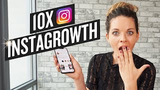 THE RIGHT WAY TO GROW IN INSTAGRAM FREE OF POSTING