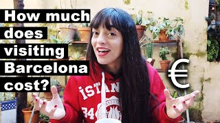 🤑HOW MUCH really does visiting BARCELONA cost? 💸| Barcelona Go Guide