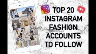 Top20 Instagram Providers to Follow | Part just one – Social media marketing Influencers