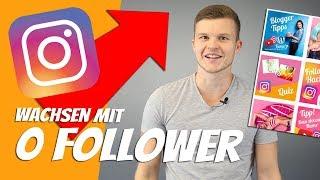 Instagram Follower haben ► Schritttempo für Schritttempo Anleitung jetzt für Einsteiger (08/2018)