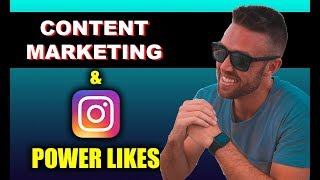Information Marketing Strategy 2018 | Electric power Likes Instagram