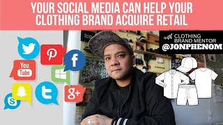 INSTAGRAM & SOCIAL WEBSITES CAN HELP YOUR OWN CLOTHING MANUFACTURER SELL STORE